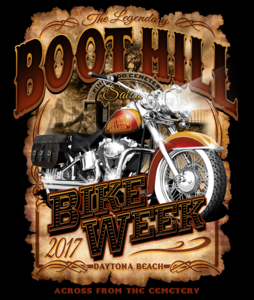 Boot Hill Saloon Daytona Bike Week 2017